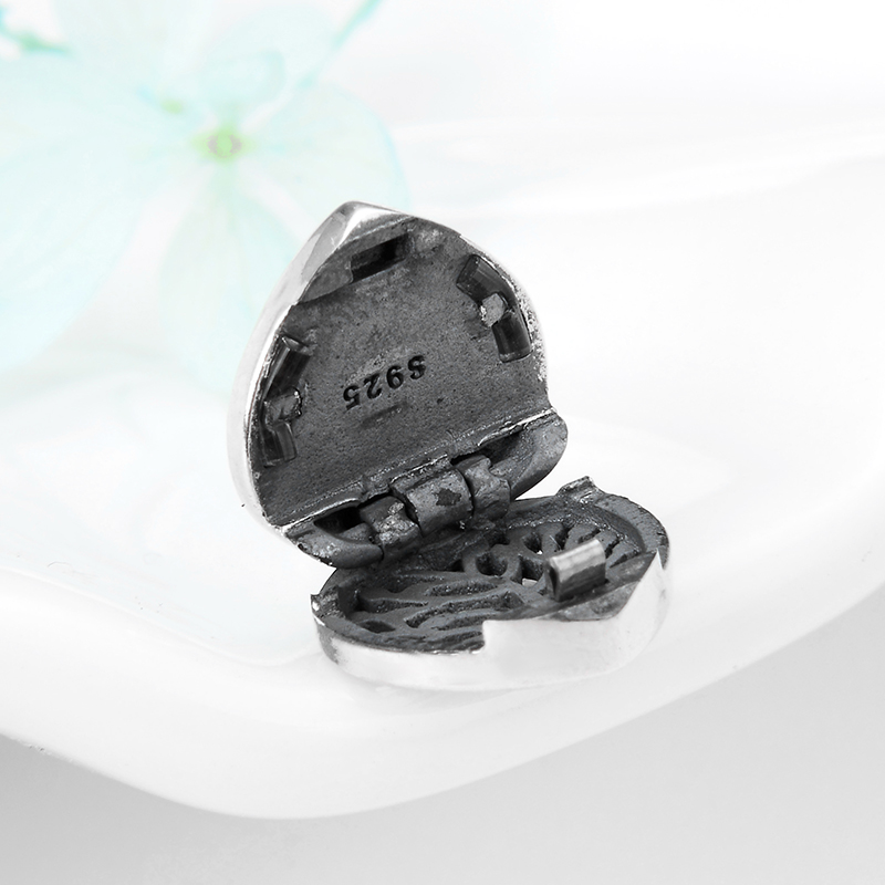 Strieborná 925 korálka štýl Pandora Reflections Srdce silver