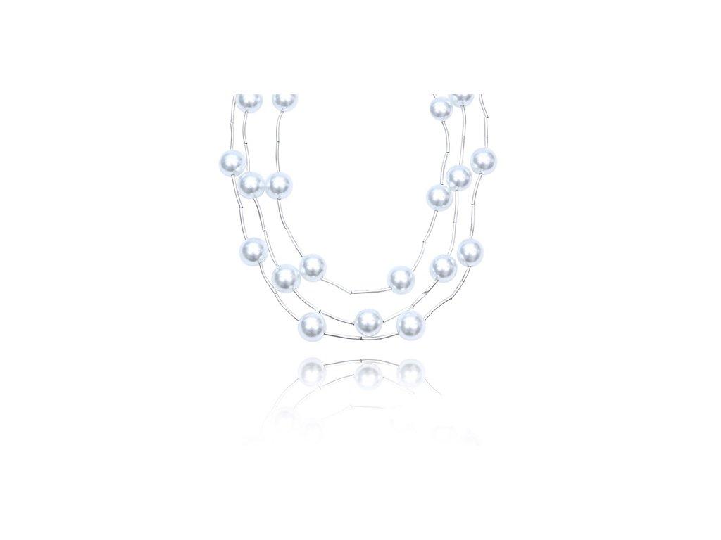 1459 honosny perlovy nahrdelnik