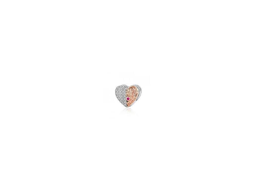 2236 strieborna 925 koralka styl pandora romantic