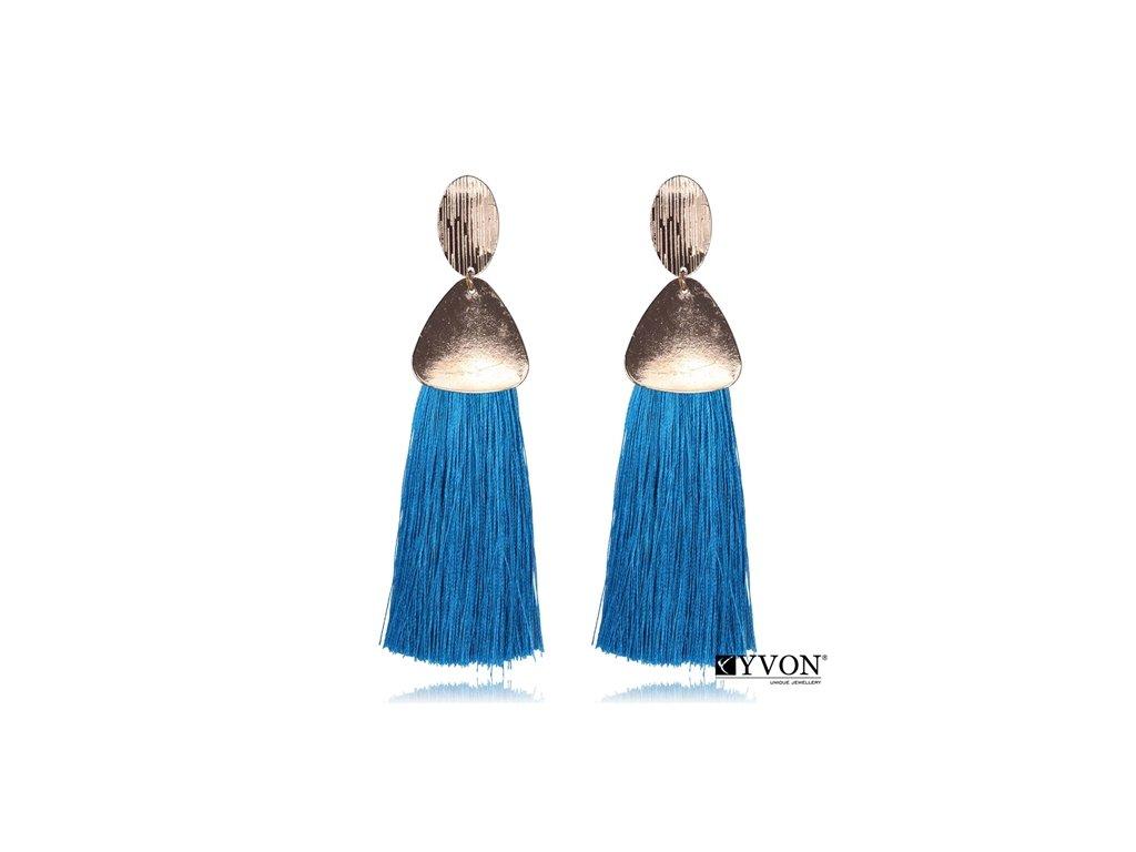 2650 modre strapcove visiace nausnice