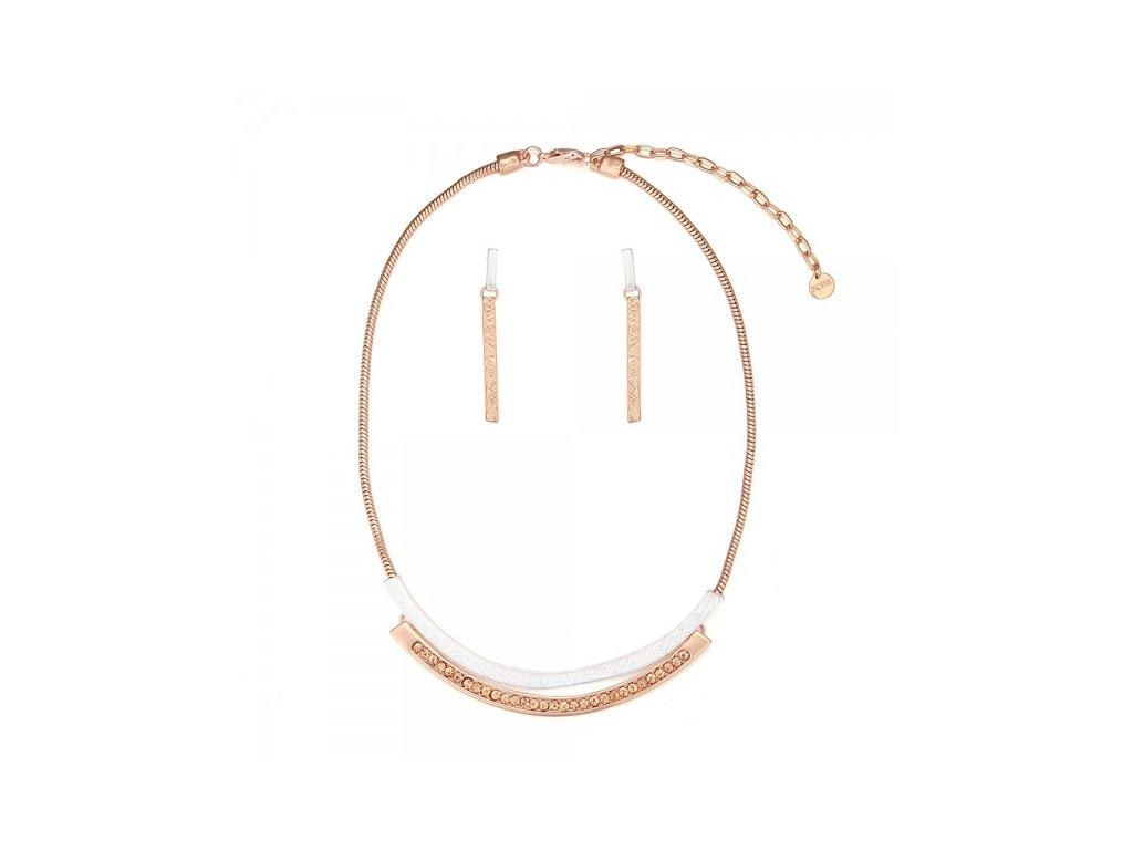 901 strieborno zlaty luxusny set