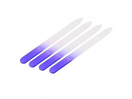 Oboustranný skleněný pilník na nehty