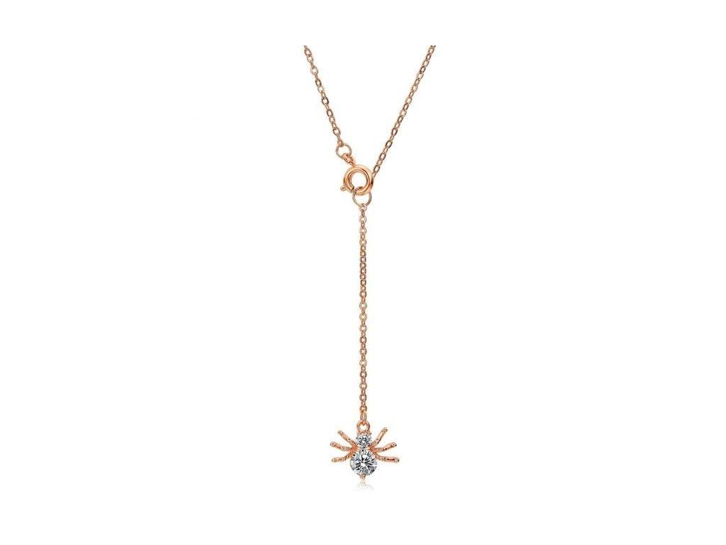 náhrdelník lotus