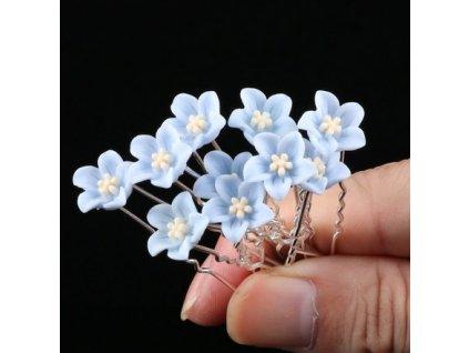 vlásenky květ