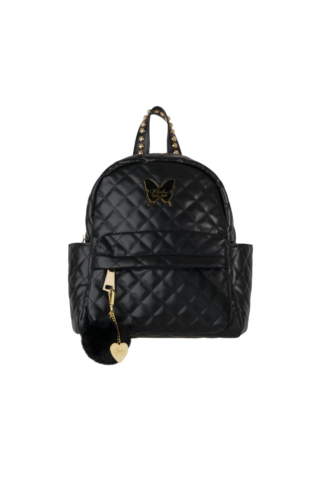 Back pack black 1