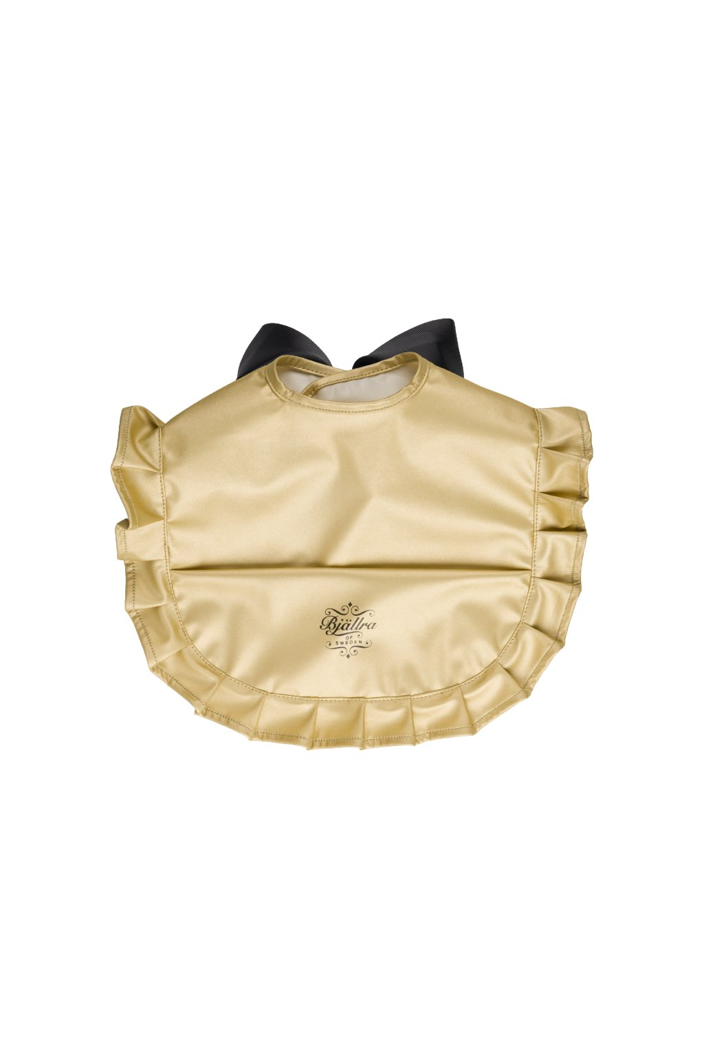 Bib gold frontside
