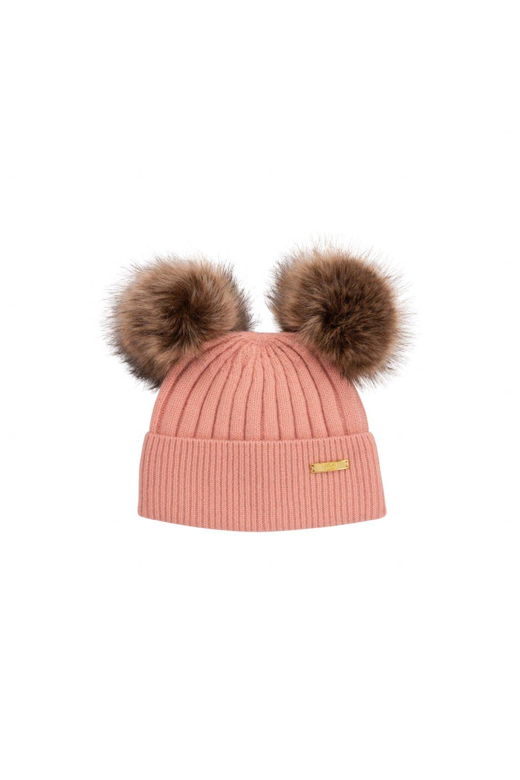 Čepice Pink