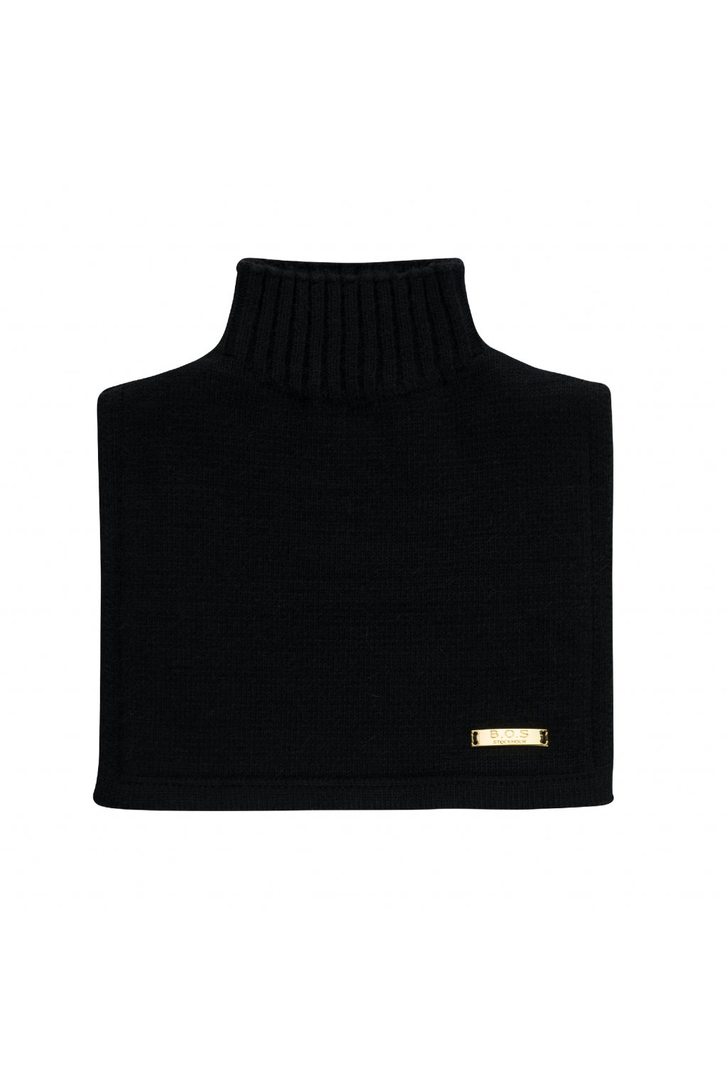 Neckwarmer, black