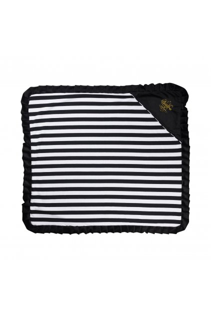 Deka Stripes Black/White
