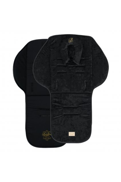 Seatliner black velvet