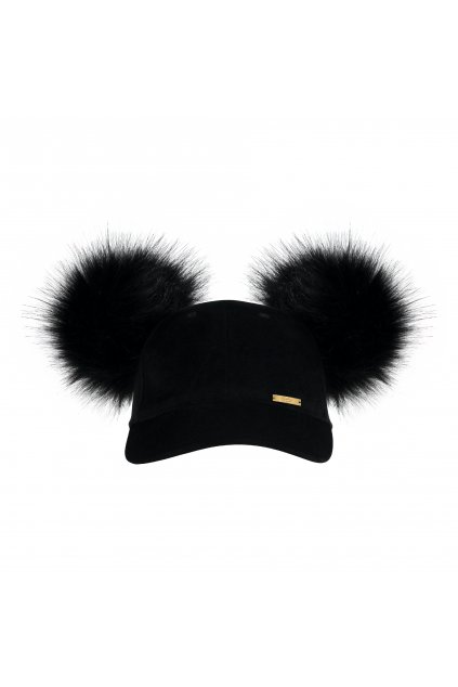 Cap Black 1