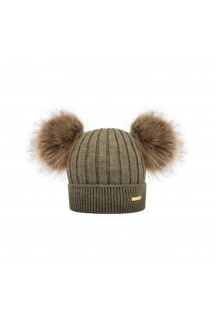 Winter hat Khaki