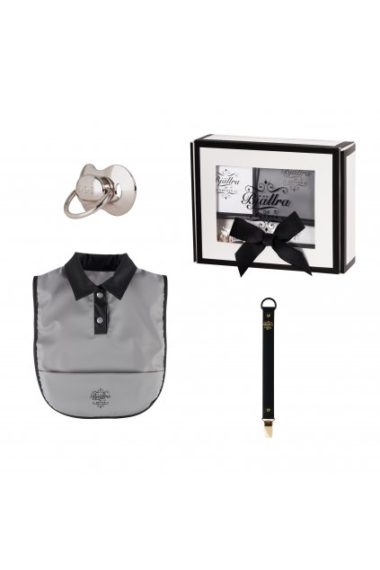 Gift set Black collar