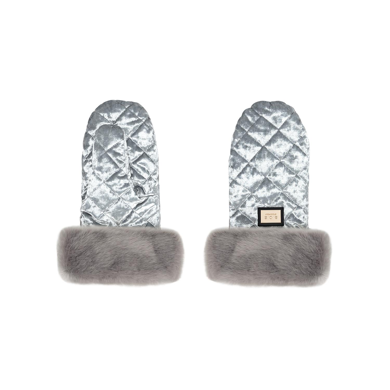 Rukavice Velvet Grey