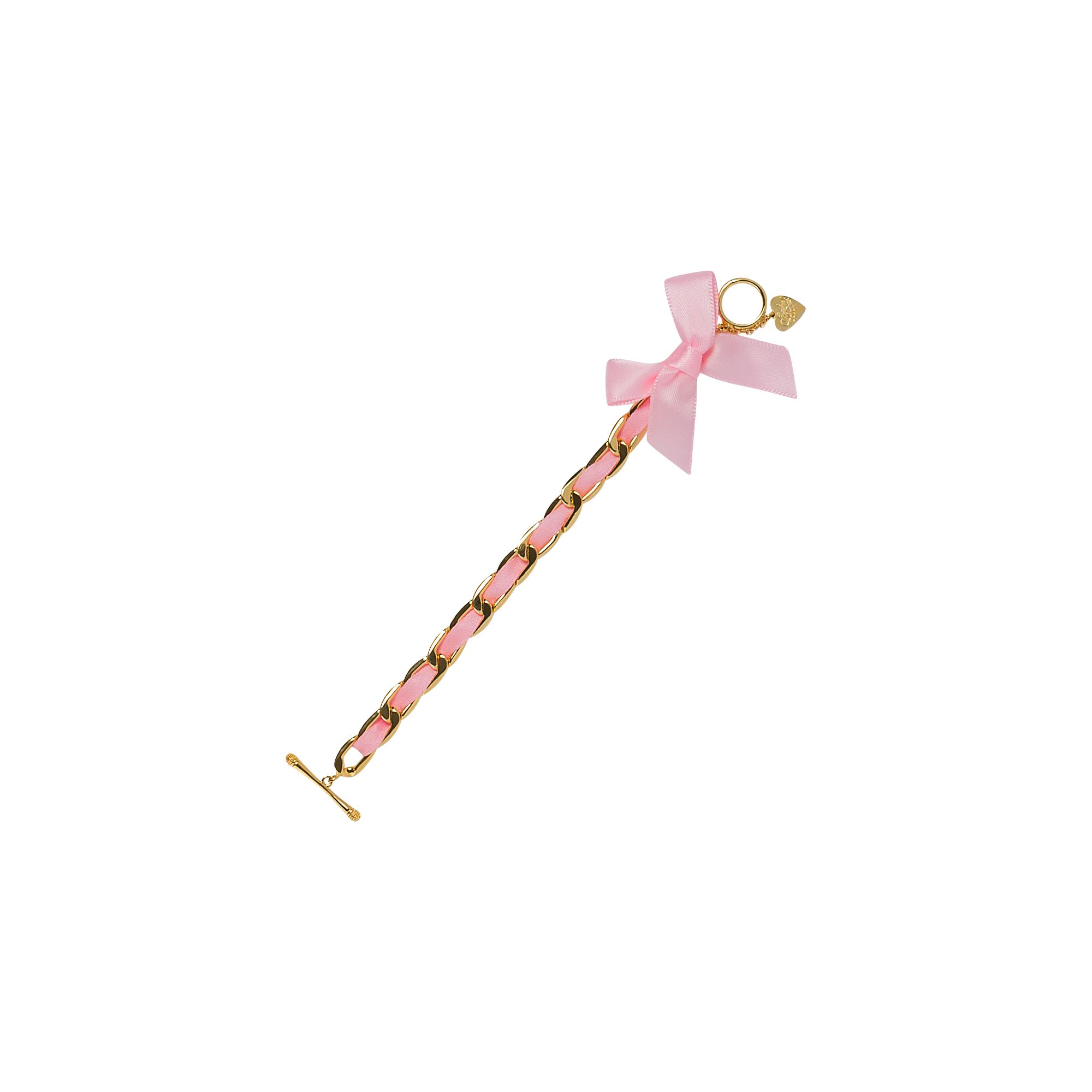 Náramek Pink Love - Bjällra Couture