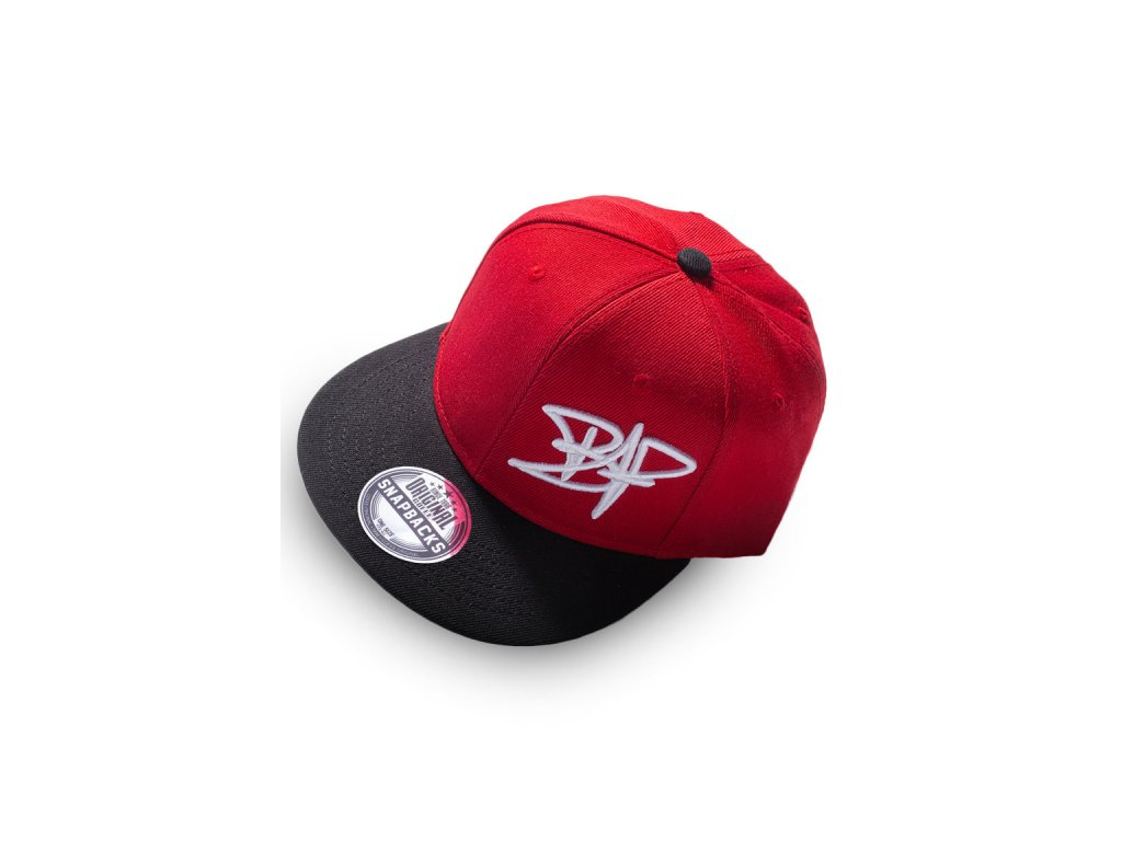 red snapback 3