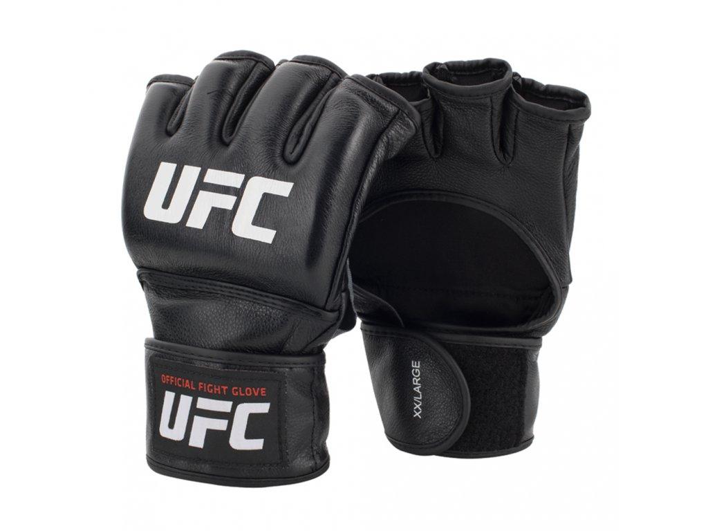 MMA rukavice UFC Official Pro Fight Glove, černé1