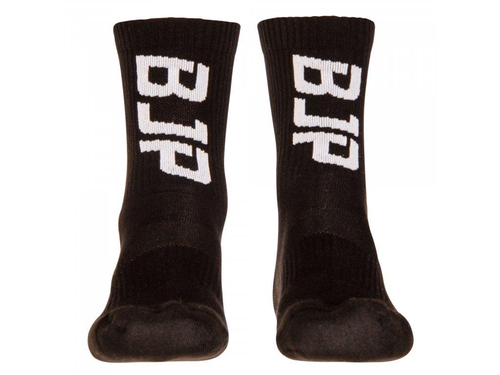 Černé ponožky BJP1