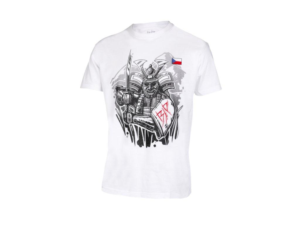 tričko bjp samurai