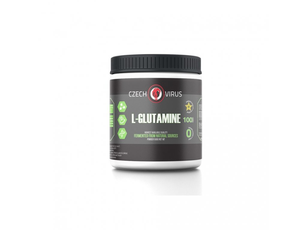Czech Virus l glutamine