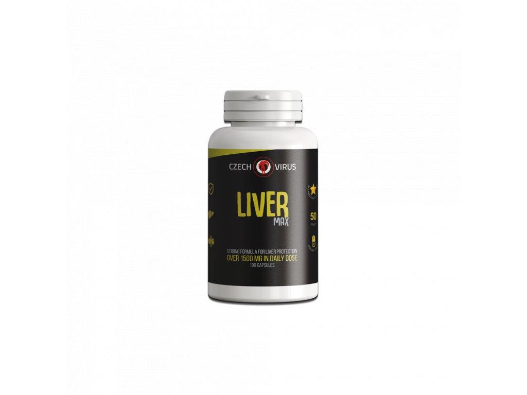 Czech Virus liver max