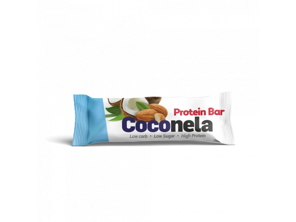 Czech Virus coconela protein bar