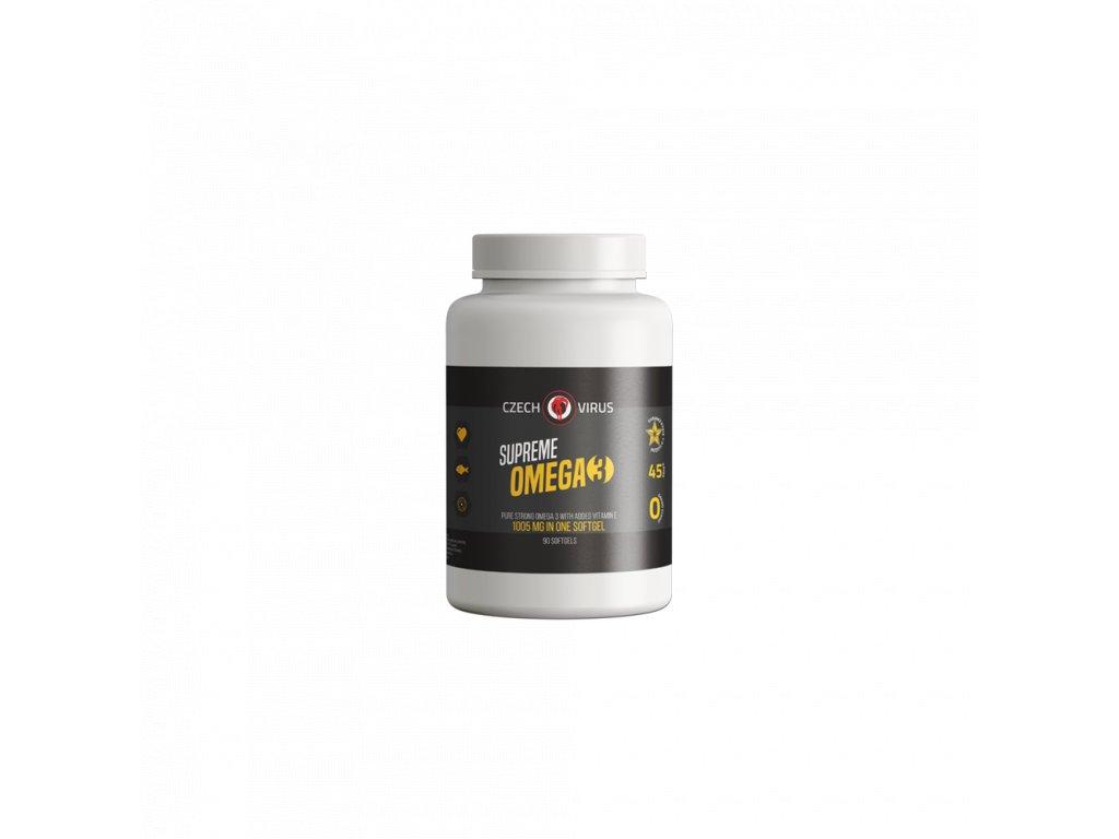 Czech Virus supreme omega 3