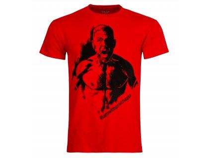 triko bjp imwithprochazka cervene front