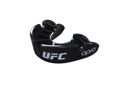 Opro bronze UFC černá1