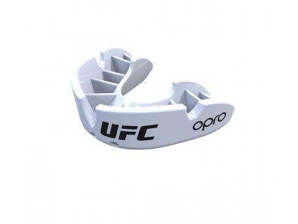 Opro bronze UFC bílá1
