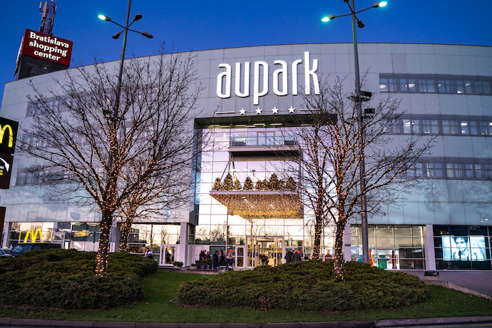 AUPARK SHOPPING CENTER 2019