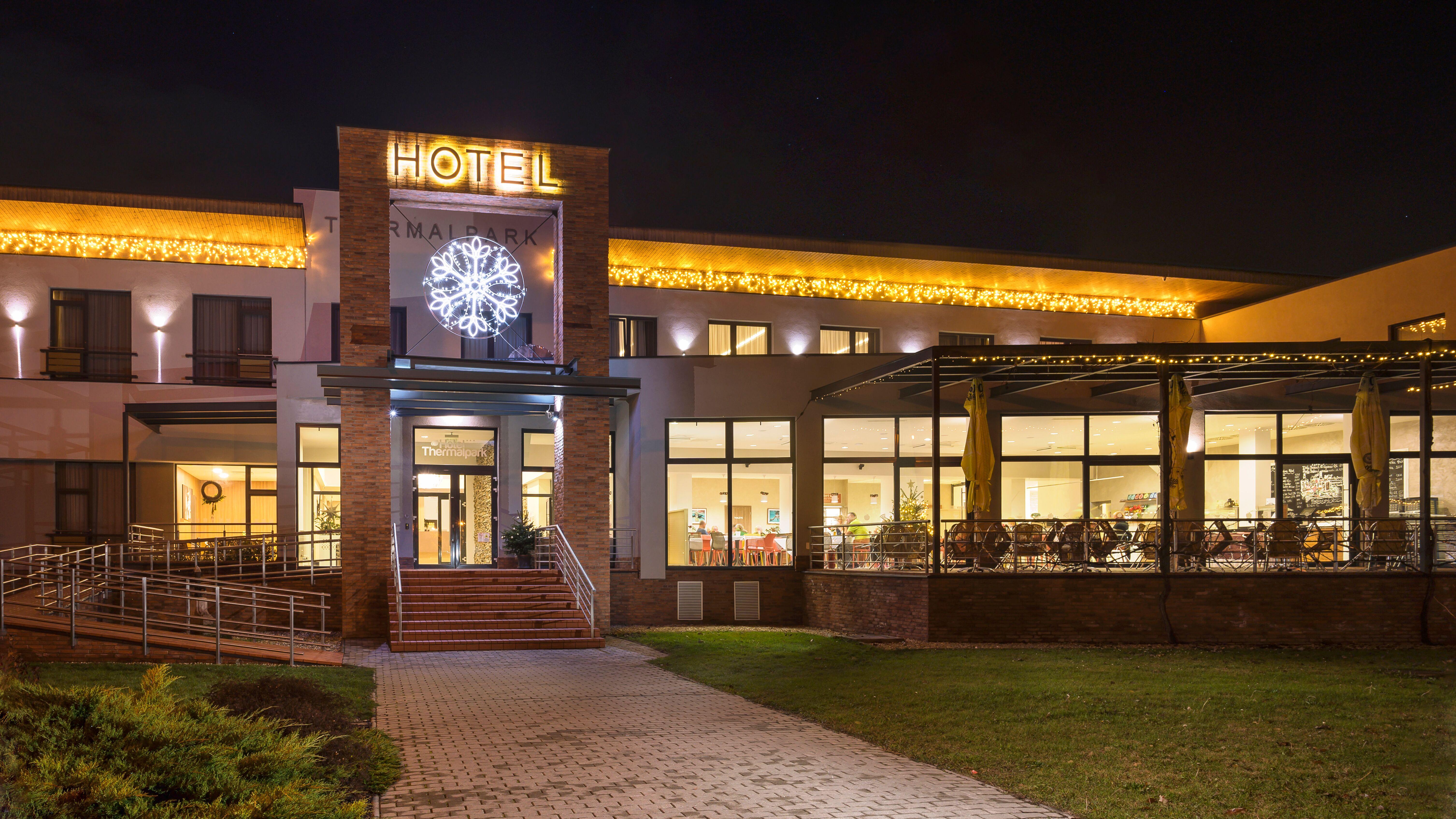 Hotel Thermalpark 2019