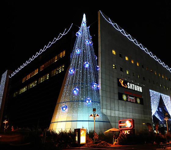 Obchodné centrá