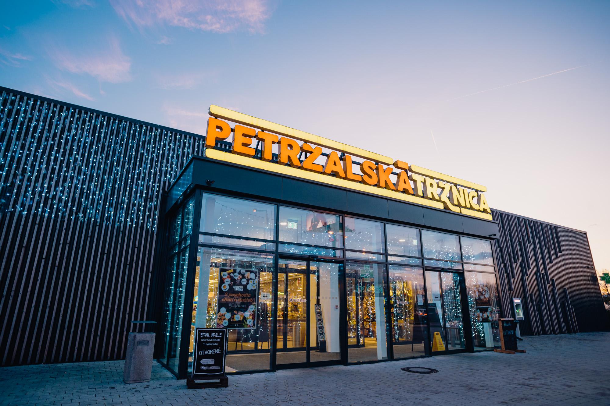 Petržalská tržnica 2019