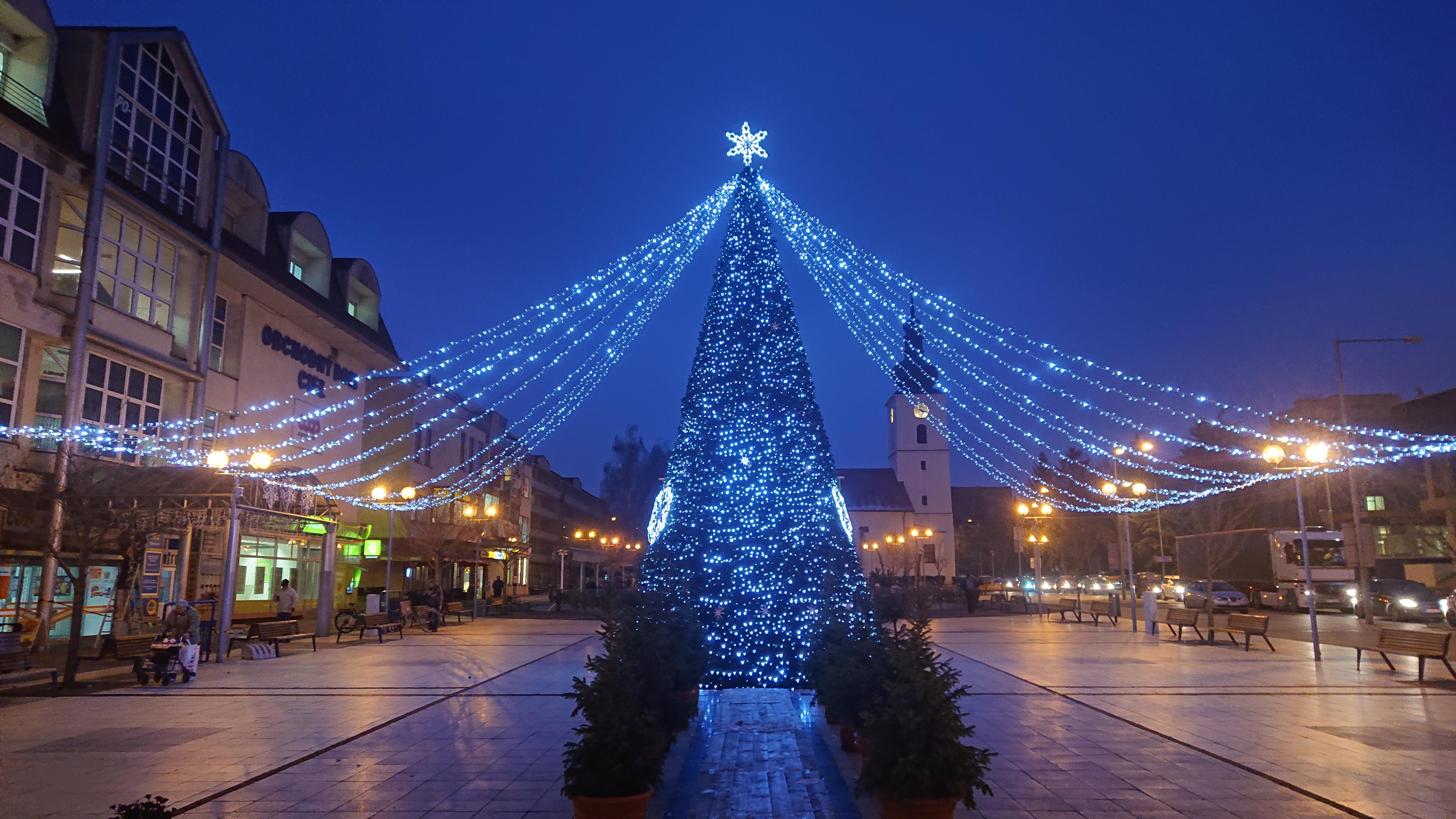 Vianočné posolstvo v Senici v znamení svetla