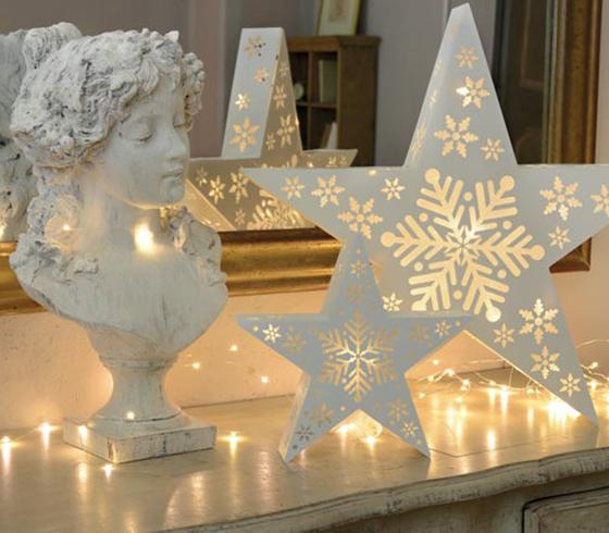 Led vianočné dekorácie