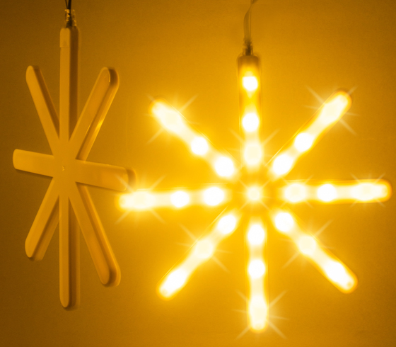Vianočné dekorácie animované