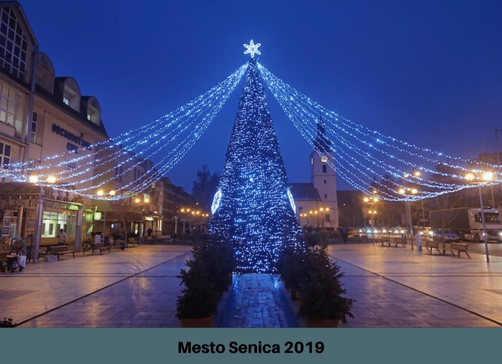 Mesto Senica 2019