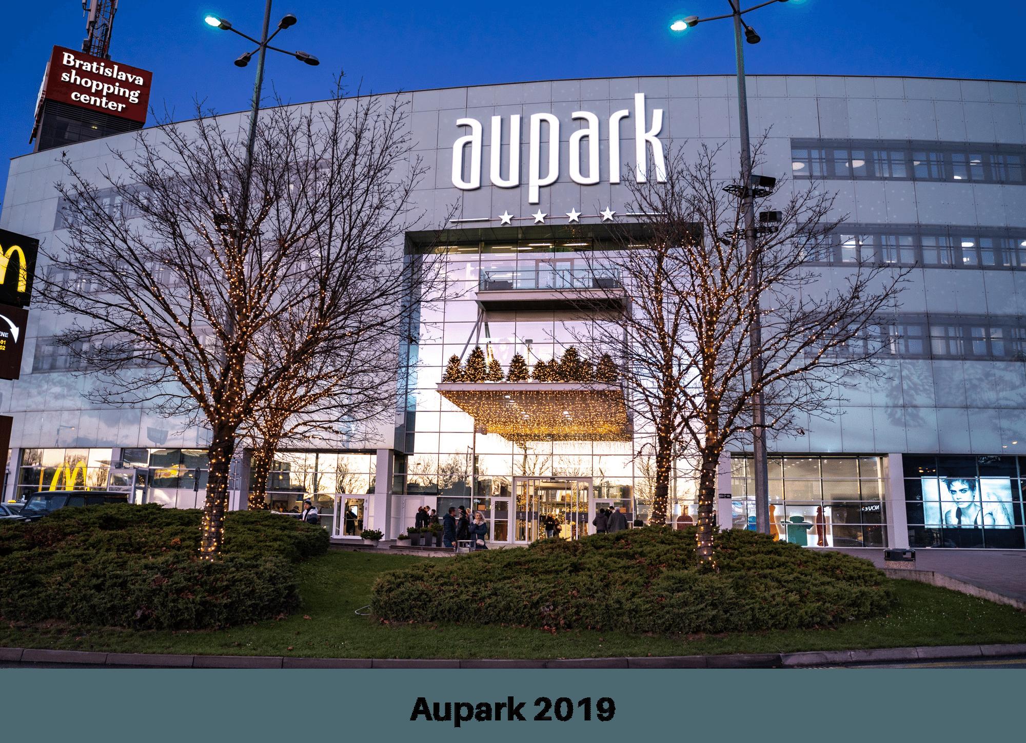 Aupark 2019