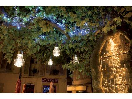 Osvetlenie a výzdoba terasy - Blachere