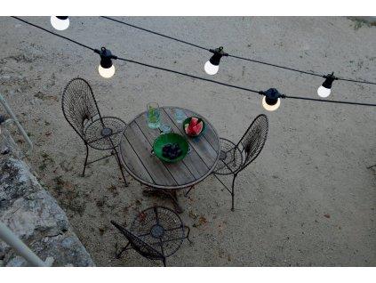 dekorativne osvetlenie terasy