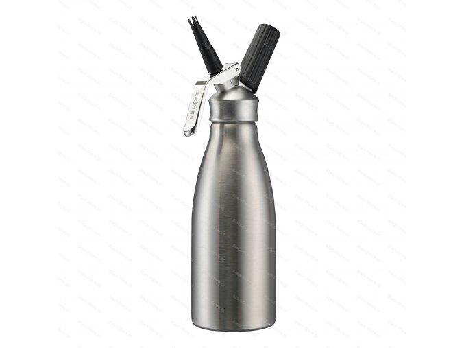 Šlehačková láhev INOXCREAMER 1 l