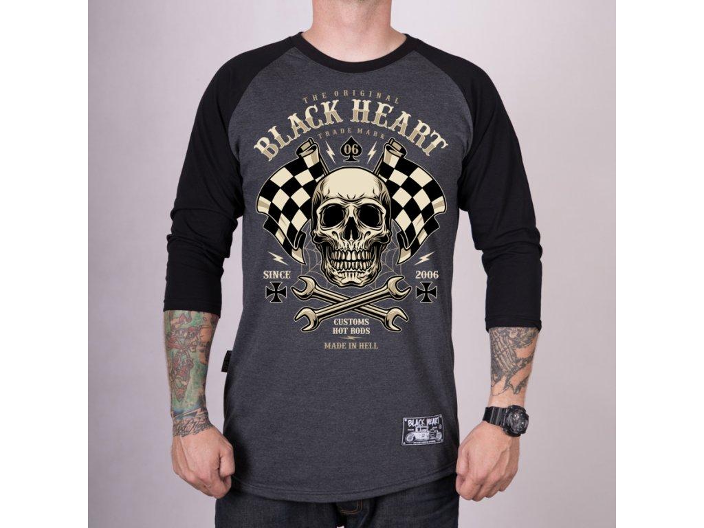 Triko black heart starter 12