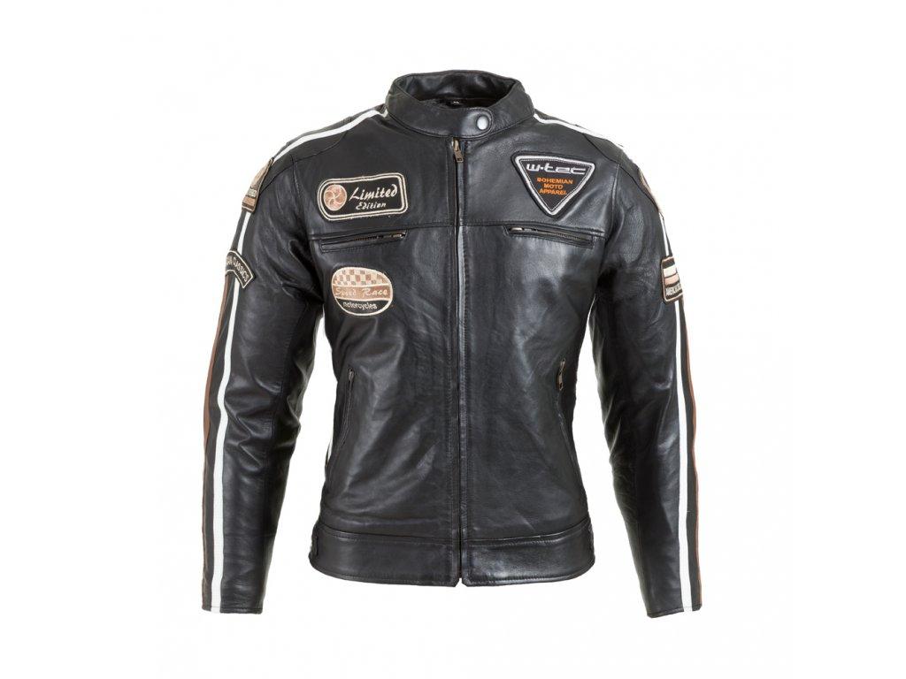 Dámská kožená moto bunda W TEC Sheawen Lady 17