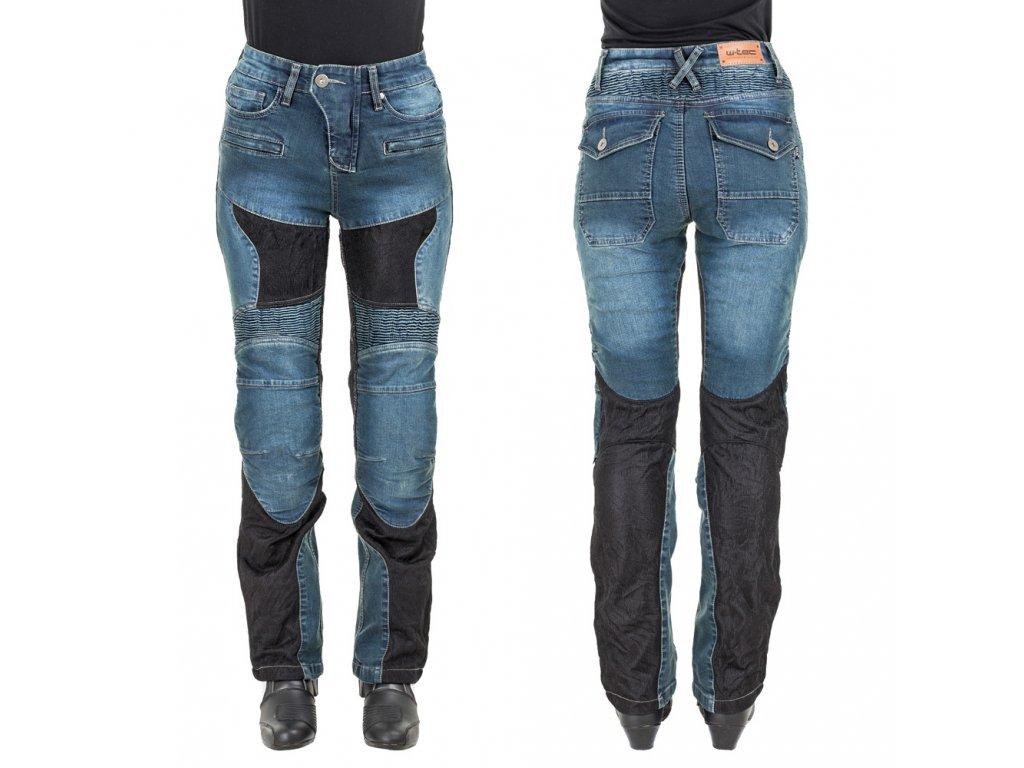 Dámské moto jeansy W TEC Bolftyna 14