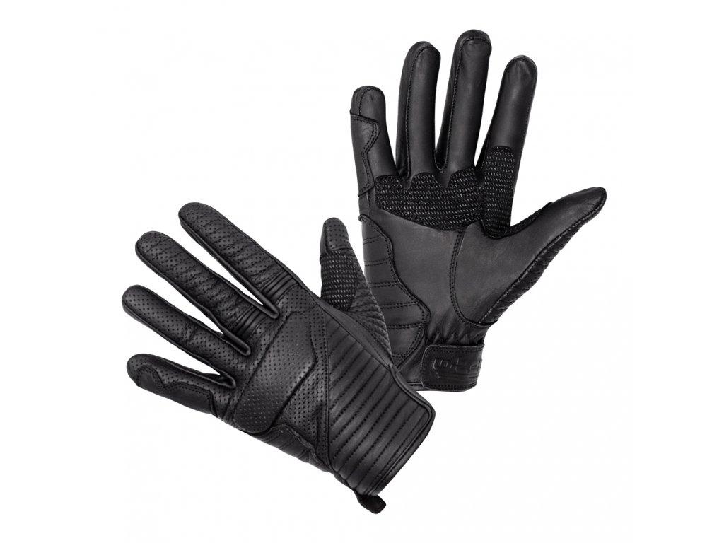 Kožené moto rukavice W TEC Brillanta 06
