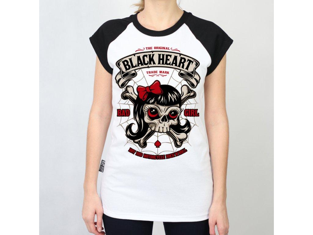 DaMSKÉ TRKO BLACK HEART LADY LUCKY3