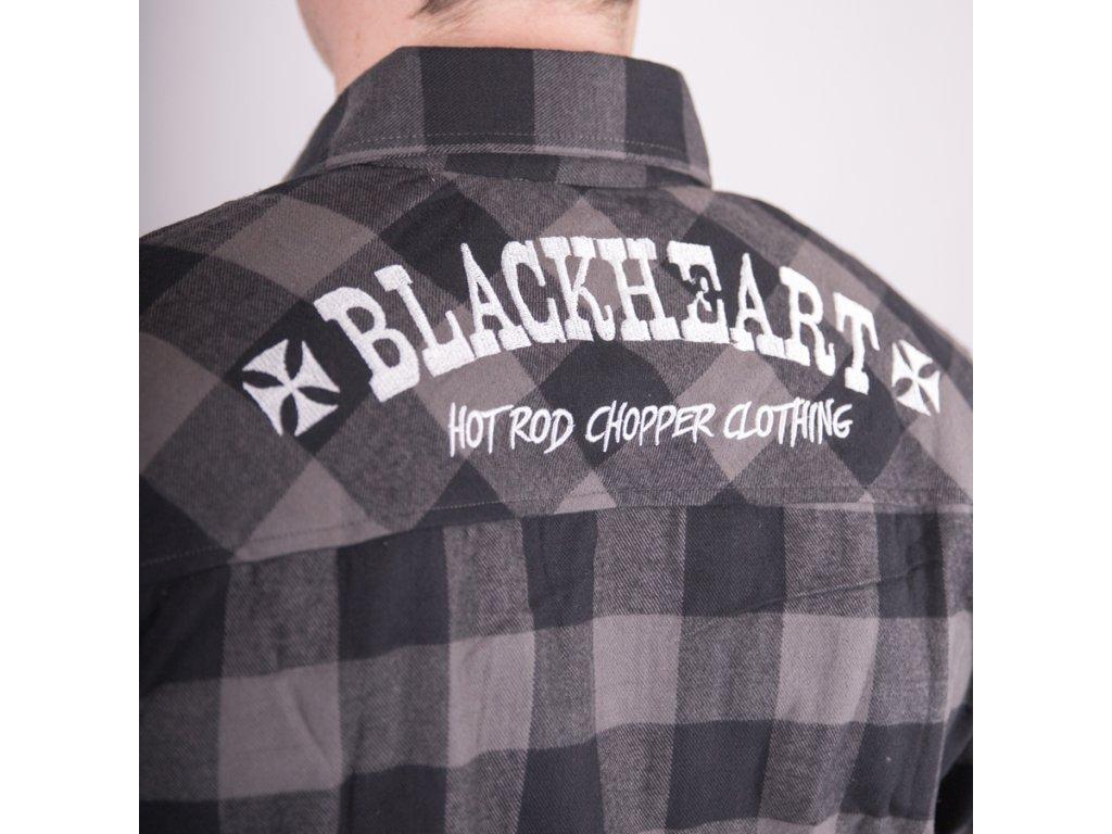 fbe50818a0b Košile BLACK HEART Duke - BLACK HEART BLACK HEART hot rod - chopper ...