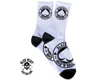 Ponožky BLACK HEART ACE OF SPADES