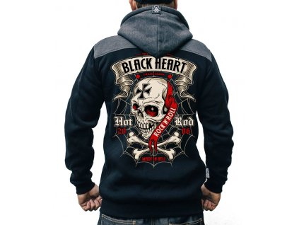 BLACK HEART HOT ROD CHOPPER CLOTHING